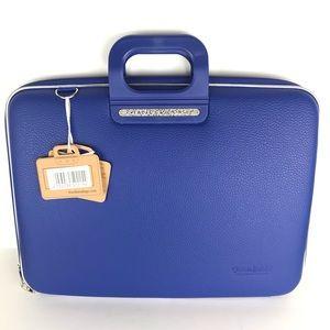 "Bombata Hard Firenze NWT Classic 17"" Laptop Case"